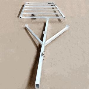 aluminum trailer frame