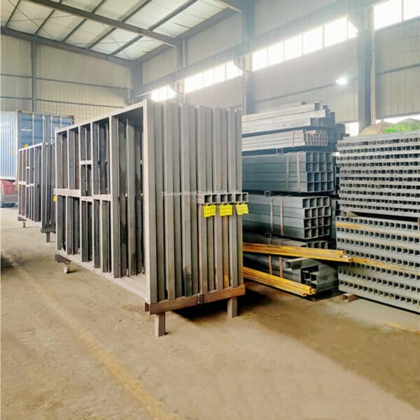heavy duty trailer chassis 1