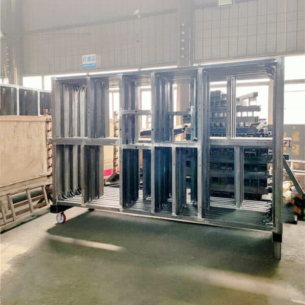 heavy duty trailer chassis 2
