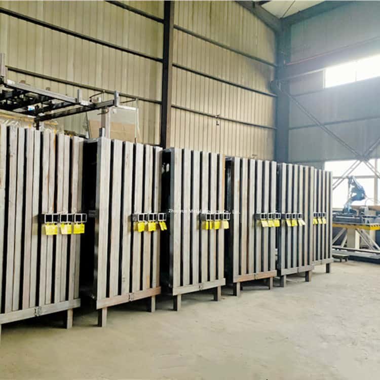 heavy duty trailer chassis 5