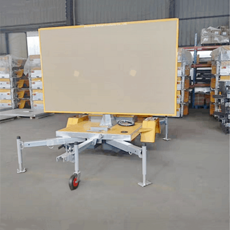 vms trailer chassis 2