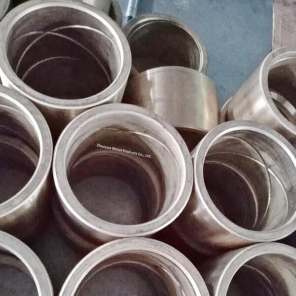 powder metallurgy oil bearing 7