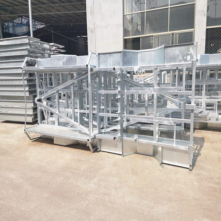 heavy duty trailer frame