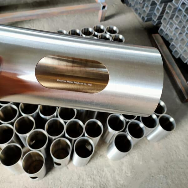 stainless tube 6