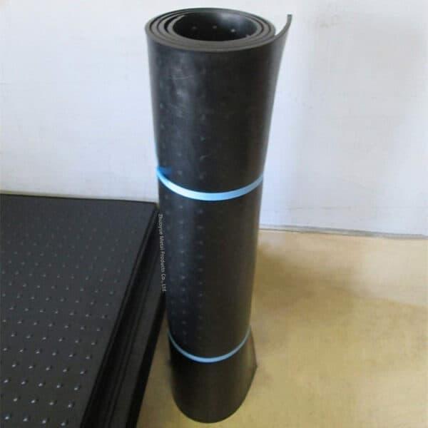 construction heavy duty rubber mat