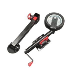 alko drop leg and jockey wheel