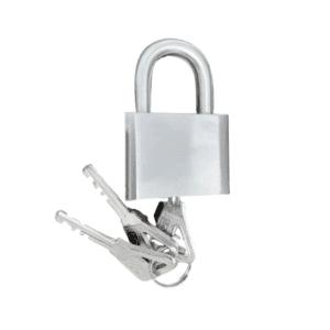 stainless steel padlock 1